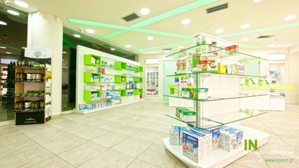 Γόνδολα φαρμακείου G-Bora, Πέραμα
