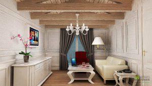 Σχεδιασμός ξενοδοχείου στην Πάργα