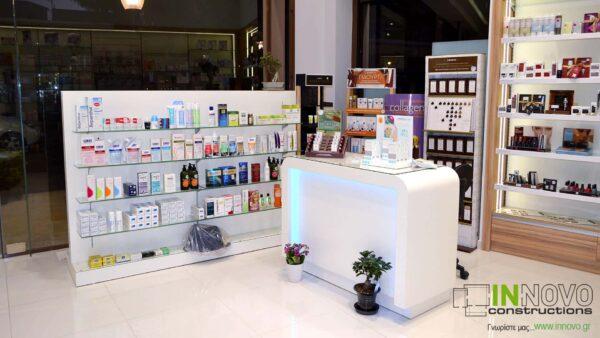 Πάγκος εργασίας φαρμακείου C-Irofili A, Ίλιον