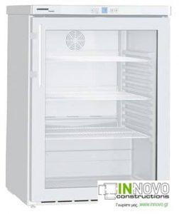 6 Ψυγείο φαρμακείου Liebherr FKUv 1613
