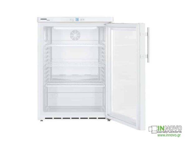 Ψυγείο φαρμακείου Liebherr FKUv 1613 εμπρός