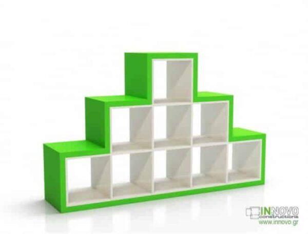 Βιτρίνα καταστήματος V-Cubes-2