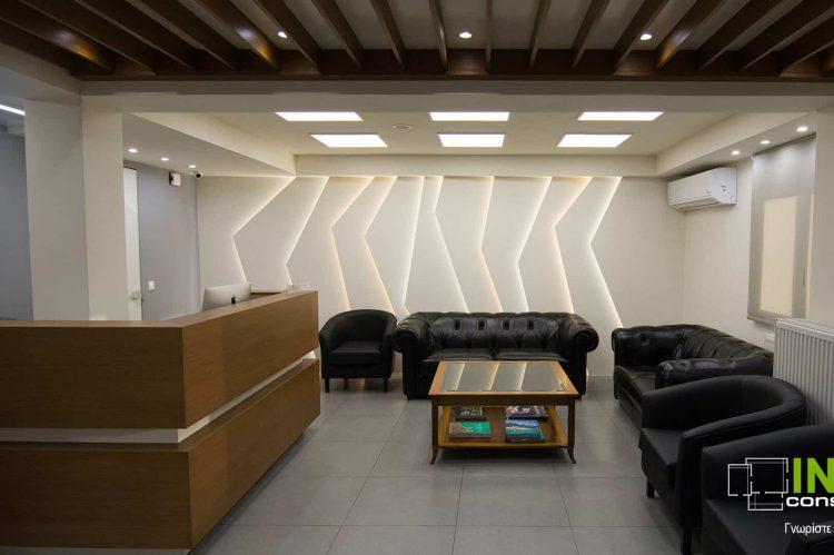 Μελέτη κατασκευής δερματολογικού Ιατρείου, Ιλίσια