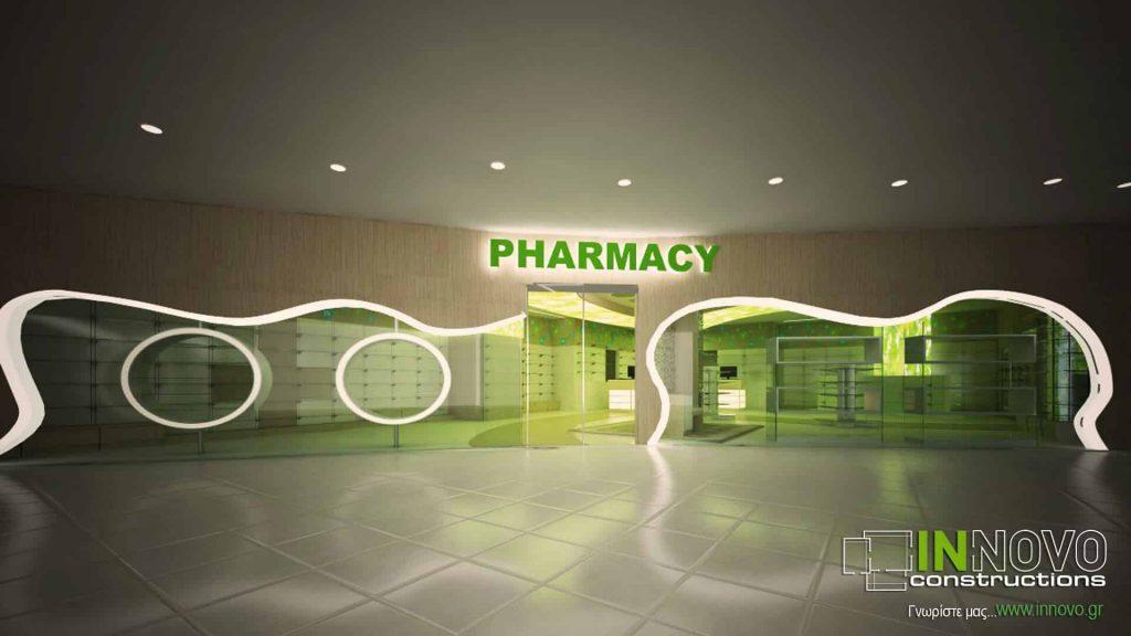 Μελέτη ανακαίνισης φαρμακείου στο Κατάρ