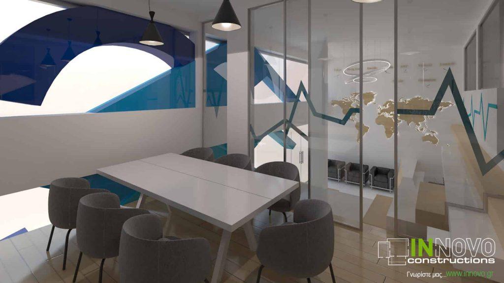 Μελέτη χρηματιστηριακής εταιρείας στην Κύπρο
