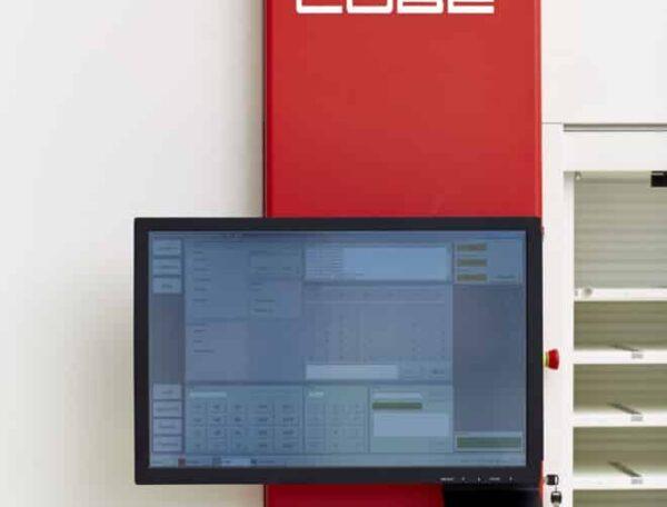 Ρομποτικό σύστημα Apostore Cube+