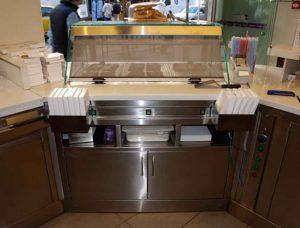 Καφέ μπαρ, ανακαίνιση και επαγγελματικός εξοπλισμός