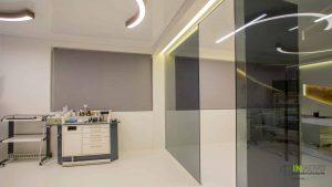 Σχεδιασμός και κατασκευή ρινοπλαστικής κλινικής, Παλλήνη