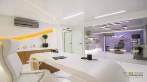 Μελέτη και εξοπλισμός ρινοπλαστικής κλινικής, Παλλήνη