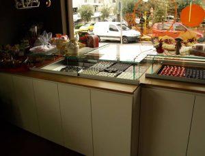 Επαγγελματικοί εξοπλισμοί ζαχαροπλαστείων