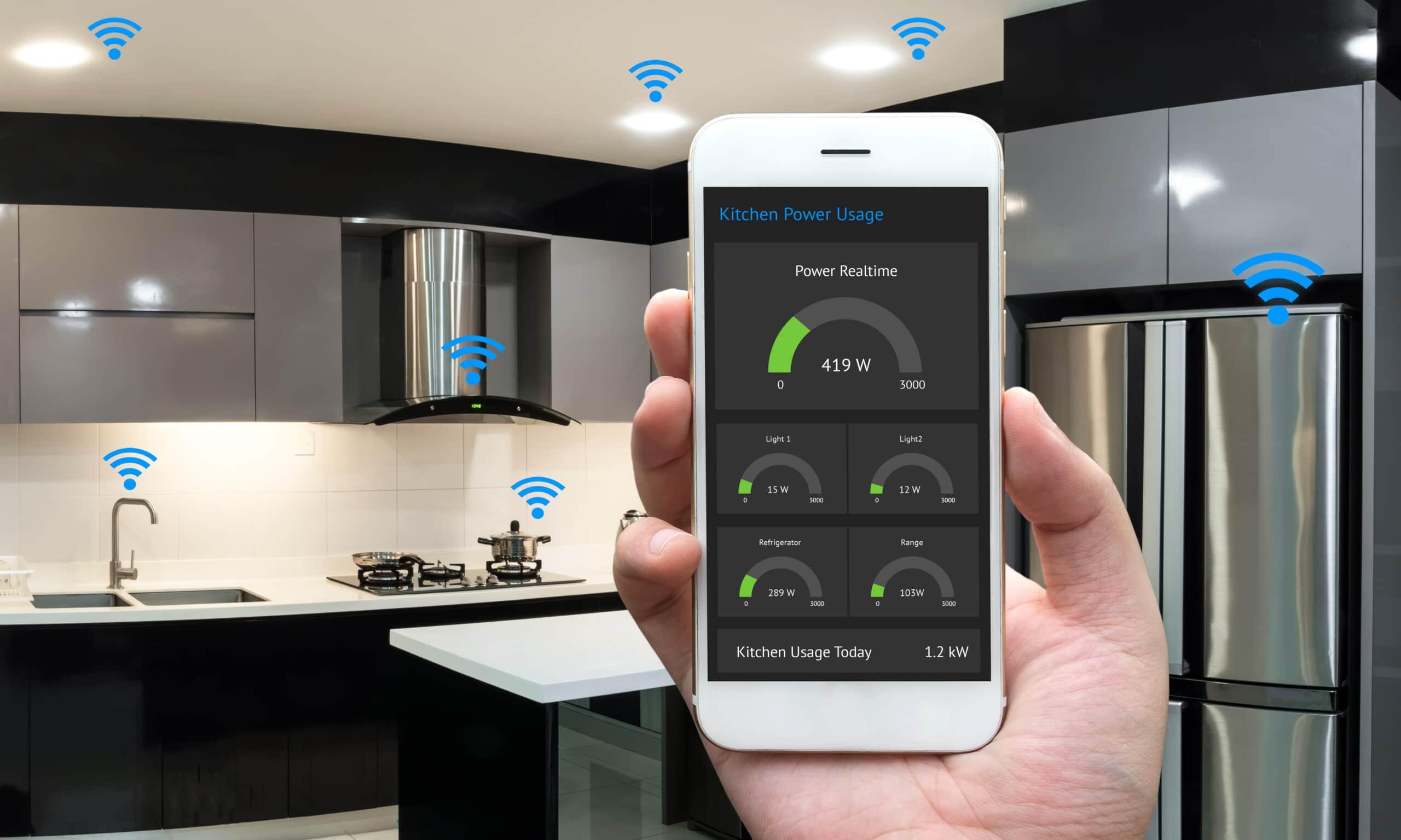 Λύσεις για έξυπνο σπίτι με KNX